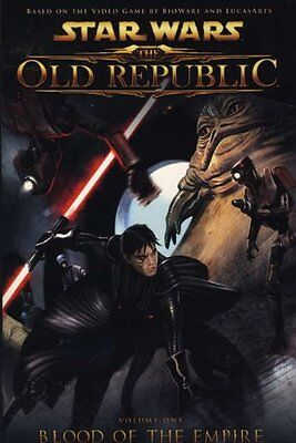 Star Wars: Blood of the Empire v. 1: The Old Republic Paperback - NEW