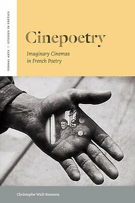Cinepoetry:,HB,Christophe Wall-Romana - NEW