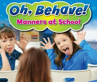 Manners At School,HB,Sian Smith - NEW