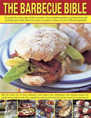 The Barbecue Bible,PB,Linda Tubby - NEW
