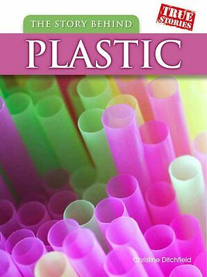 The Story Behind Plastic,HB,Christin Ditchfield - NEW