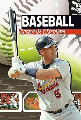 Baseball How it Works,HB,David Louis Dreier - NEW