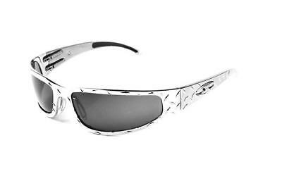 NEW ICICLES Baby Bagger Smoke Mirror Lens Sunglasses with Chrome Diamond Frame