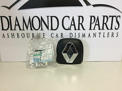 Brand New Genuine Renault Clio Ii Tailgate Lock Cover/handle 8200060918-Ren