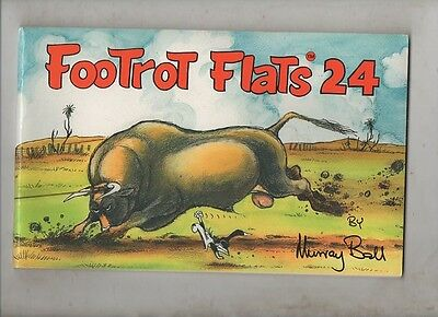 'FOOTROT FLATS  No 24 '1ST EDITION'   VF  CONDITION