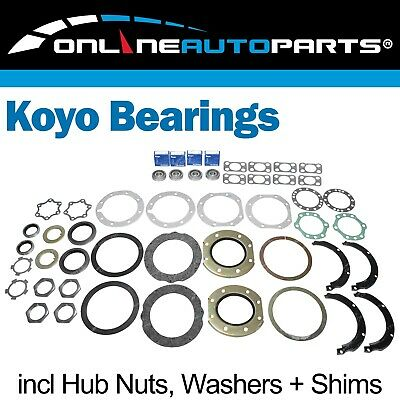 Swivel Hub Knuckle Bearing Seal Repair Kit suits Landcruiser HZJ75 FZJ75 FJ70