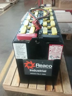 24 volt forklift battery