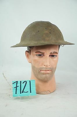 Wwi British Dough Boy Helmet