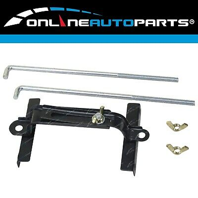 Adjustable Battery Hold Down Clamp Bracket Bolts - Universal Retainer Car Truck