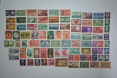 mixed stamps