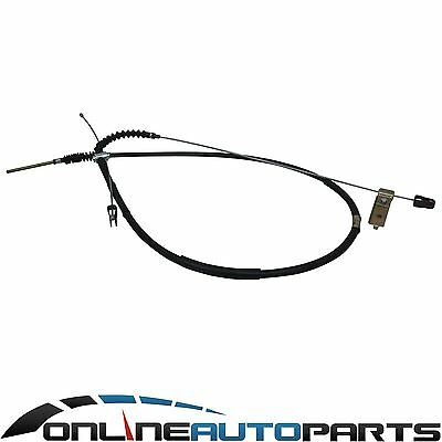 New Rear Park Hand Brake Cable Toyota Hilux RN106 RN110 1988-1998 4X4 Petrol Ute