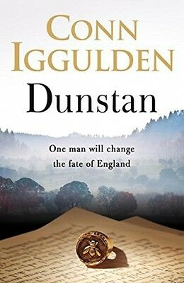 Dunstan One Man Will Change The Fate Of England NEW Hardback Book Conn Iggulden