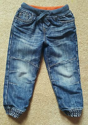 18-24 Months Jeans Mothercare-Fully Lined