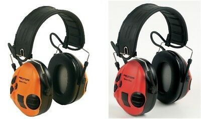 3M Peltor SportTac Electronic Sport Tac Shooting Hunting Ear Muff