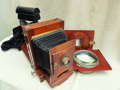 A Victorian Photographic Enlarger by Westminster