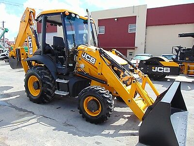"2017 JCB 3CX-ECO ""4WD"" BACKHOE - 14' SUPER STICK - PLUMBED AT THE BUCKET 4x4"
