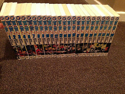 Dragon Ball Z Manga Book Set Volume 1-26