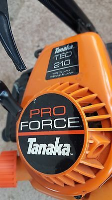 tanaka TED 210 pro force gas drill