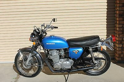 Honda,cb750,1974,Rebuilt engine,lots of new parts,