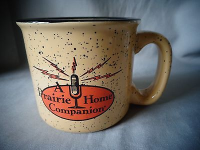 Prairie Home Companion Souvenir Mug Exec Assistant to VP NPR