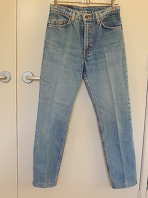 LEVI 674 W31 MEN'S (OR LADIES) JEANS-PROBABLY c2012 VINTAGE-VERY GOOD CONDITION