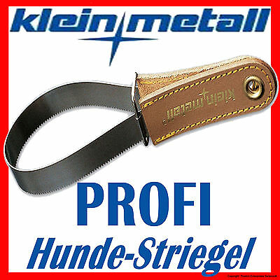 Kleinmetall HAIR - EX PRO Dog comb / Horse comb Curry comb Dog brush