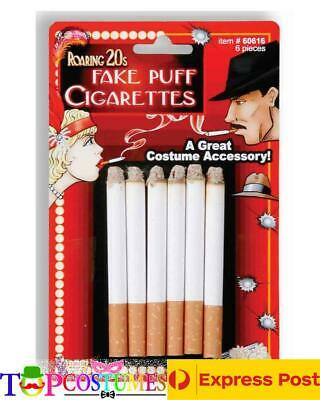 Fake Cigarettes (6) Gangster Accessories