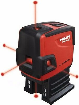 SALE Hilti 411279 PMP 45 Plumb & Square 5-Point Laser