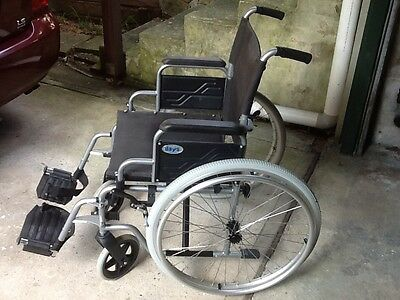 "wheelchair --- "" Days Patterson Medical """