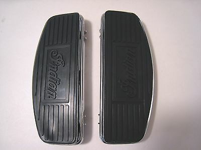 Indian Motorcycle Late 00-03 Chiefs, 02-03 Spirits, Floorboards, 46-002