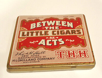 BETWEEN THE ACTS -  Little Cigars Case