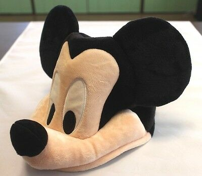 Disney Tokyo Disneyland HAT Mickey mouse ears cap Plush TDL Japan Limited Adult
