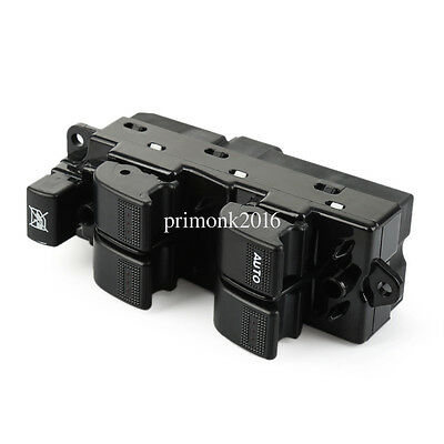 OEM GJ6A-66-350A Electric Window Master Control Door Switch For Mazda 6 03-05