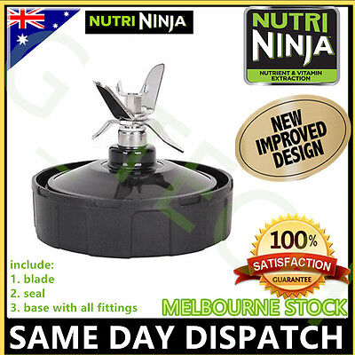 Nutri Ninja Extractor Blade Replacement NutriNinja For  Auto IQ 1000 1300 1500