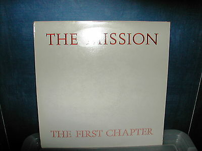 The Mission-The first chapter LP 1987