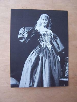 Frances Tomelty - RSC - Royal Shakespeare Company - 6.75 x 5 inch