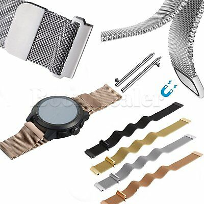Luxury Milanese Loop Wrist Watch Band For Cookoo&Cookoo 2 Connected Smart Watch