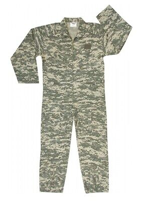 ARMY ACU AT DIGITAL FLIGHTSUIT Shipboard US Coverall Kombi 3XL XXXL