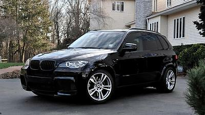 BMW X5 & X6 (E70/E71) Lowering Kit for vehicles with Self Levelling Suspension