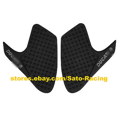 For DUCATI Monster 796 696 1100 Tank Traction Pad Side Gas Knee Grip Protector