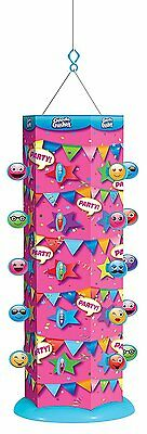 Goodie Gusher Pixie Pink Emoticon Party Activity Multi col... NEW 2-Day Shipping
