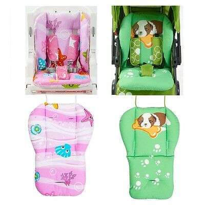 Pop Baby Stroller Seat Liner Infant Toddler Pushchair Mat Cushion Pram Accessory