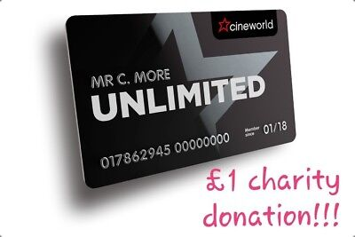 Raf-67Zb-52Dw-60Lr-62Av Cineworld Unlimited Card 1 Month Free Voucher Code!!