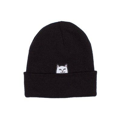 Rip N Dip Lord Nermal Beanie Black
