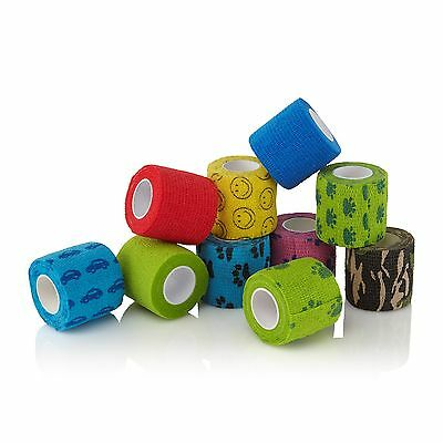 Grip Tape - EZ Tattoo Bandage Tape for Comfort with Tattoo Machines & Grips