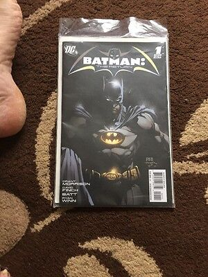 Batman Comic Dc The Return Issue Jan 11
