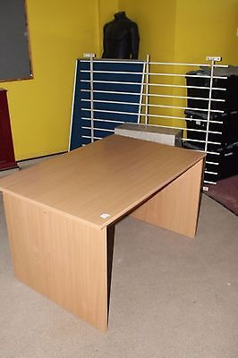 Office Desk Beech