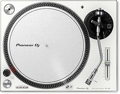 PIONEER Pioneer / PLX-500-W direct drive turntable white P/O