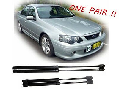 Gas Struts Combo Ford Falcon BA BF models 2 PAIRS Bonnet and Boot with spoiler