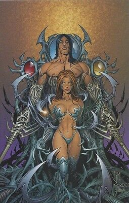 Witchblade (1995) #  54 Virgin Cover